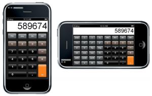 Калькулятор в стиле iPhone для Windows
