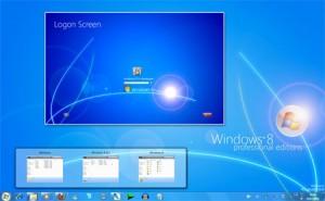 """Как """"Висту"""" переделать в Windows 8"""