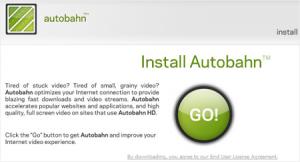 Система ускорения загрузки сайтов Autobahn
