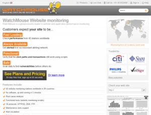 Мониторинг доступности сайтов