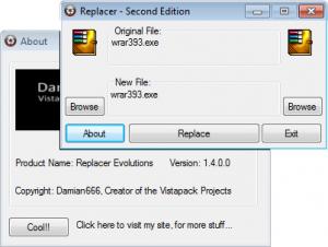 Перезапись заблокированных Windows файлов