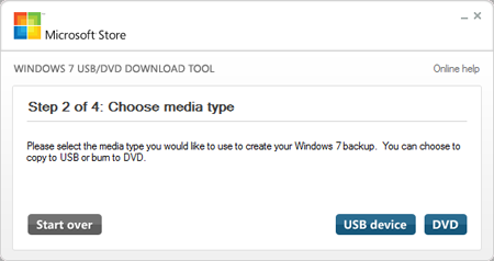 Создание загрузочной флешки с дистрибутивом Windows 7