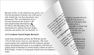 Конвертирование PDF в формат анимационных Flash-книг