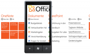 Microsoft Office Mobile 2010: краткий обзор возможностей и руководство пользователя