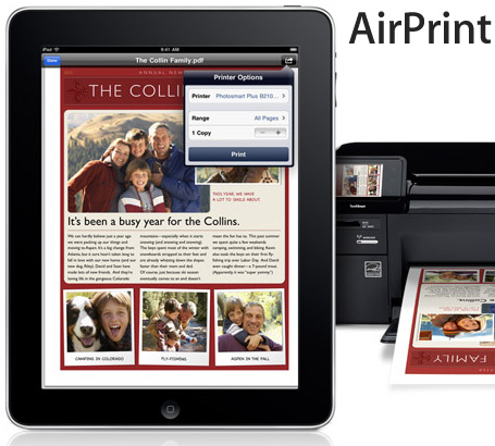 Как сделать любой принтер совместимым с технологией AirPrint