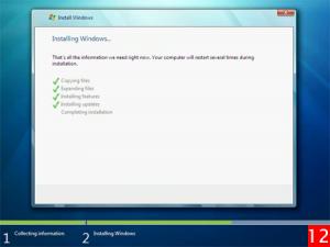 Установка Windows 7 на VHD-диск