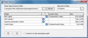 Перенос приложений Windows с одного диска на другой без переустановки
