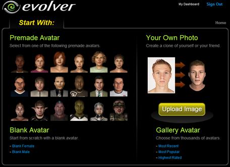 Создать анимированные аватары онлайн