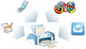 Настройка мобильной печати HP ePrint