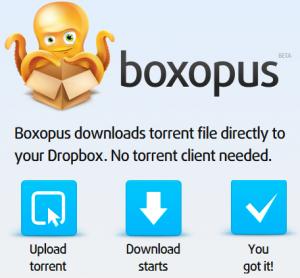 Удаленная загрузка торрент-файлов в аккаунт Dropbox