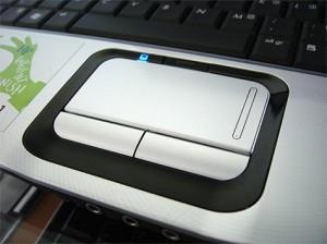 Автоматическое отключение тачпада ноутбука при наборе текста