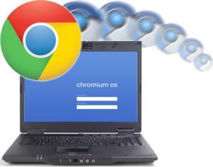 Создание загрузочного флеш-накопителя с Chromium OS
