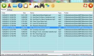 Поиск недавно измененных файлов на диске компьютера