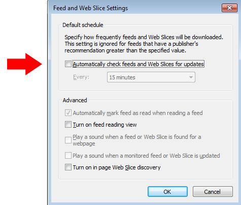 Отключение системного процесса ielowutil.exe в Windows