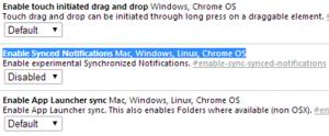 Как отключить систему уведомлений Google Chrome