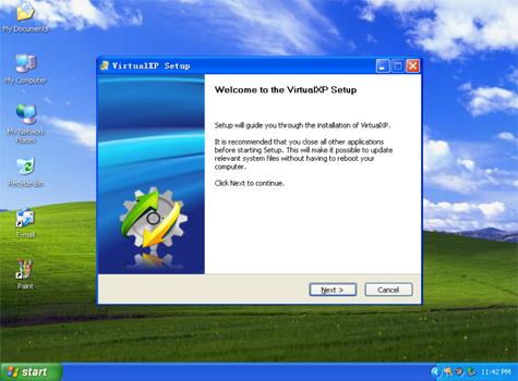 Перенос Windows XP в виртуальное окружение