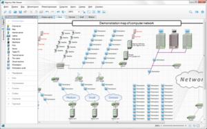 Управление компьютерной сетью с помощью Algorius Net Viewer