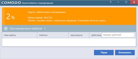 Comodo Cloud Antivirus: на что следует обратить внимание
