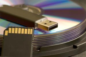 Восстановление удалённых файлов на носителях Sony