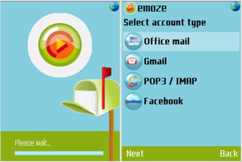 Emoze: персональный почтовый курьер