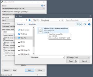 Как сделать загрузочную флешку с Ubuntu