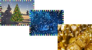 Как украсить рабочий стол Windows к Новому году