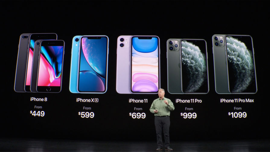 Что собой представляют новые iPhone и сколько стоят?