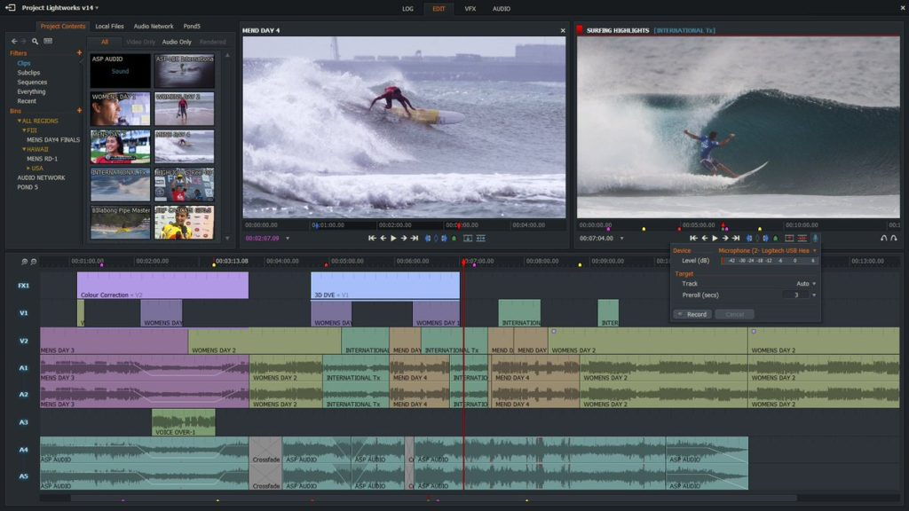 Топ-6 программ для монтажа видео
