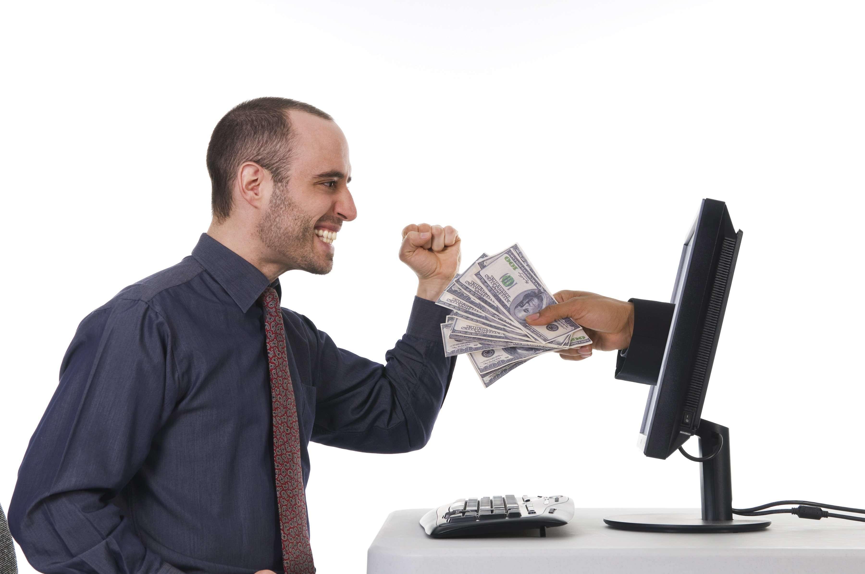 Как получить деньги за просмотр интернета